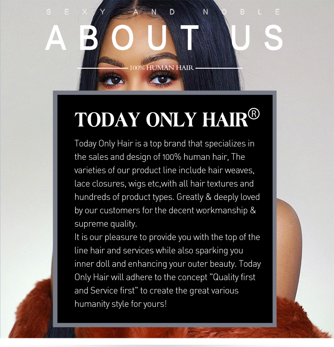 todayonly hair introduce
